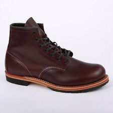 Red Wing Beckman 09011 Mens Leather Cherry Red Ankle Boots New Shoes All Sizes