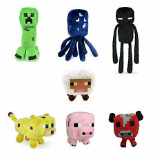New Jazwares Game Minecraft Enderman Creeper pig Mojang Plush Soft Toy 2014