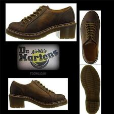 Dr. Martens Bronwyn Women's Lace To Toe TAN GREENLAND Shoe Size:US 7,8,9 $130