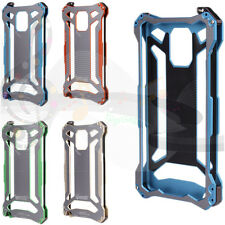 Transformers Metal Aluminum Iron Man Case Cover For Samsung Galaxy Note 4 N9100