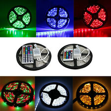 Lot 5/10/15/20M 3528 300 LED Waterproof Flexible Light Strip with IR Remote