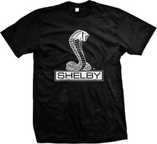 Ford Mustang American Classic Shelby Saleen GT Racing Muscle Car Mens T-shirt