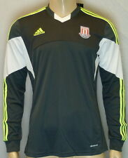 Stoke City away long sleeve 13/14 no sponsor F40907 (new in bag with tags)