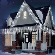 Christmas/Xmas Icicle Lights Outdoor Indoor Party Wedding Fairy Lights Solar