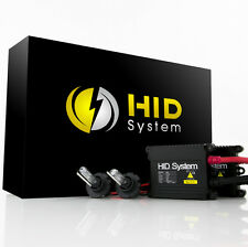 HIDSystem 55W Slim HID Single Beam Xenon Conversion Kit Bulbs Ballast H1 8000K