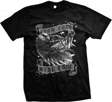 Born Free Ride Free Motorcycle Choppers Racing Live to Ride New Mens T-shirt