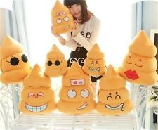 Big Poo Shape Pillow Cushion Soft Plush Toy Doll Home Room Sofa Decor Funny -LA