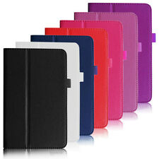 Folding Folio Leather Stand Case Cover For ASUS MeMO Pad HD 7' ME173X GFY