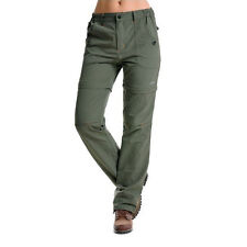 New Women's Cycling Hiking Long Trousers Fast Dry Detachable Outdoor Sport Pants