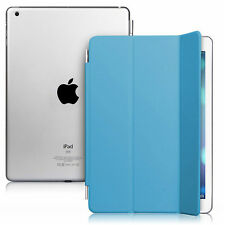 Magnetic Smart Cover Case W/Stand + Ultra Slim Back Cover for iPad Air 5 5th