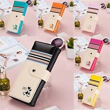 Fashion Lady Women PU Leather Long Purse Clutch Wallet Zip Bag Card Holder Hot