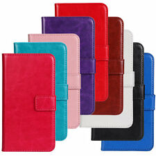 For LG Tribute LS660 F60 magnetic PU Leather slot wallet Cover Case