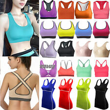 Womens Body Compression Vest Base Layer Skins Thermal Tank Tops GYM YOGA FITNESS
