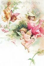 Fairies Play Quilt Block Multi Sizes FrEE ShiPPinG WoRld WiDE (F3