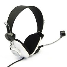 3.5mm Stereo Headband Headset Headphone for Phone MP3 MP4 CD Player Laptop PC