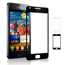 For Samsung Galaxy S2 II i9100 Front Touch Digitizer Screen Outer Glass Lens