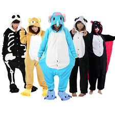 Mens Ladies Onesie Adult Animal Onesies Onsie Kigurumi Pyjamas Pajamas Sleepwear
