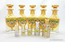 Niche Designer Type Perfume Oil/Attar (GROUP 2) - Choose from Selection
