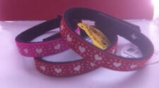 Beastie Band Cat Collars - =^..^= - Purrfectly Comfy -  HEARTS