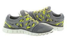 Nike Free Run 2 Sneakers Running Athletic Lime Gray 537732 007 All Sizes