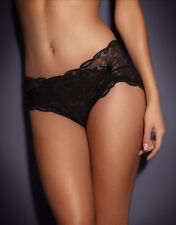 AGENT PROVOCATEUR BLACK LOVE BRIEF ALL SIZES RRP £80 BNWT