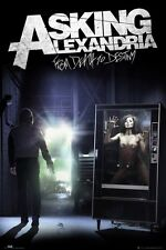 New Asking Alexandria From Death To Destiny Music Poster