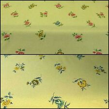 Cecily Cotton Floral Designer Curtain Fabric By Marvic Textiles - 135 cm