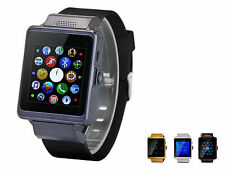 Bluetooth Smart Wrist Watch Phone Mate Android Samsung Smartphone 3 Colours Hot