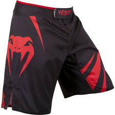 Venum Challenger MMA Fight Shorts - Red Devil