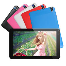 "9"" Android 4.4 A33 Quad-Core 8GB Touch Screen Tablet PC WiFi Bluetooth Camera"