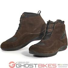 Spyke Sports Tech Motorcycle Boots Short Ankle Paddock Summer Boot All Sizes