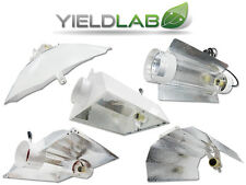 Yield Lab Hydroponic Grow Light Reflector For Indoor Growing HPS + MH Compatible