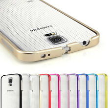 Ultra Thin Metal Aluminium Alloy Bumper Frame Case For Samsung Galaxy S5 i9600