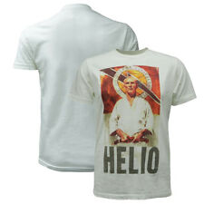 Roots of Fight Helio Gracie Icon T-Shirt - Vintage White