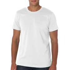 3 Pack: Hanes Men's 100% Cotton ComfortSoft Tagless T-Shirts