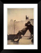 Pearl Jam Eddie Vedder Jeff Ament Mike McCready stage poster
