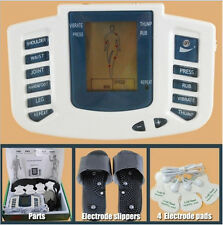 Health Beauty Electric Stimulator Body Relax Massager Pulse Acupuncture therapy