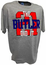 New England Patriots Rookie Butler Did It 21 Superbowl 49 Boston Brady Gronk Tee