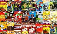 Hot Wheels Pop Culture Nostalgia Cars Many to choose from you Pick