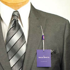 44R SAVILE ROW SUIT SEPARATE - Charcoal Gray 44 Regular - SS11