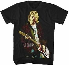 KURT COBAIN YOU KNOW YOUR RIGHT GUITAR GRUNGE NIRVANA ROCK T TEE SHIRT S-2XL