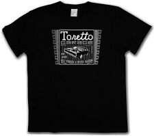 VINTAGE TORETTO GARAGE LOGO T-SHIRT - Movie 2 The Fast And The Furious T-Shirt