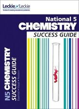 NEW National 5 Chemistry Success Guide by Bob Wilson BOOK (Paperback)