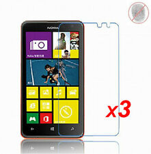 3x Anti-Glare Matte/ Clear LCD Screen Protector Guard Film for Nokia Lumia 625