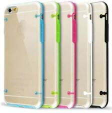 TPU Rubber Gel Ultra Thin Transparent Clear Protective Case Cover For Iphone