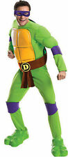 Adult Teenage Mutant Ninja Turtles Deluxe Donatello Tmnt Halloween Costume