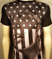 FAMOUS STARS & STRAPS NORMA SUBLIMATION URBAN SKATE HIPHOP RAP T TEE SHIRT S-2XL