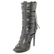 Penny Loves Kenny Metric  Womens Black Gladiator Sandals