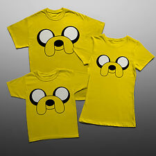 Adventure Time Jake the Dog T-Shirt Mens Ladies Childrens Kids Funny T Shirt