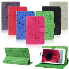 New 7 inch Universal Leather Stand Case Cover For Android Tablet PC MID GFY